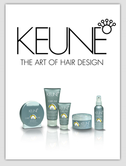 Keune Products at Hair Salon Taunton, Somerset - Medusa's